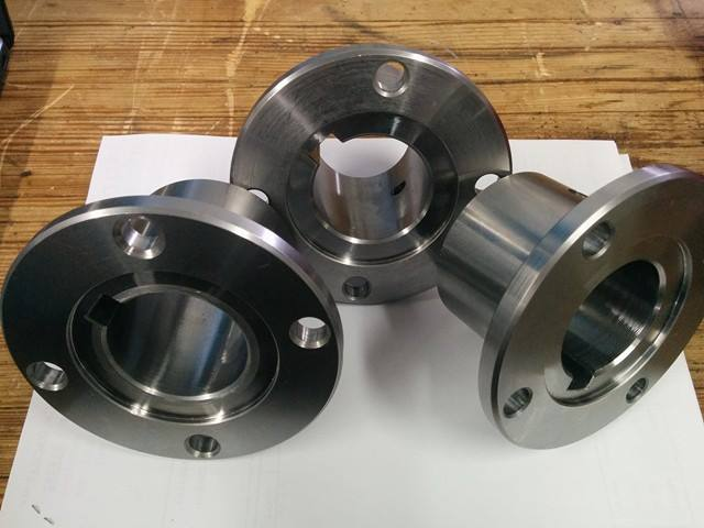 usinage numerique, Reducteur bushing 1020 pierreville